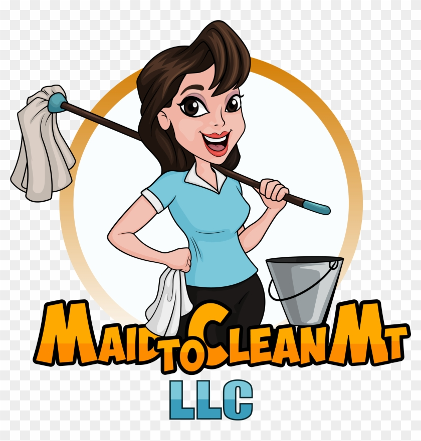 Trust The Team That's Maid To Clean - Cleaning Maid #65668