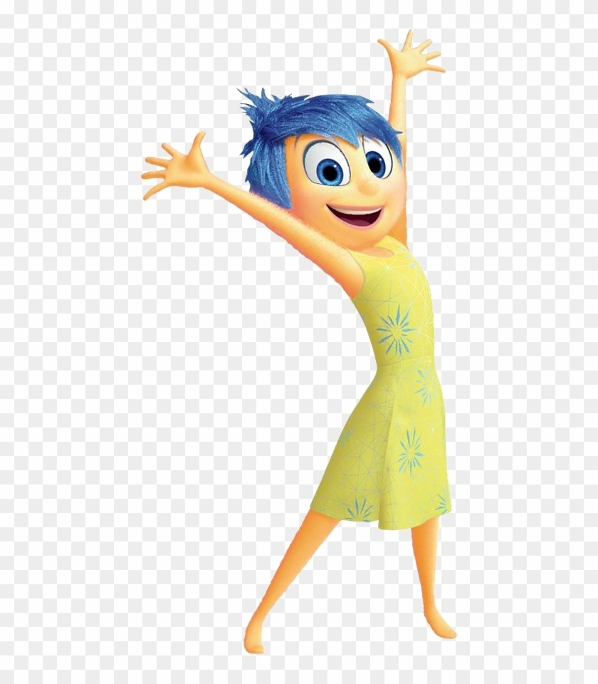United States Pixar Happiness Film Clip Art - Joy From Inside Out #65753