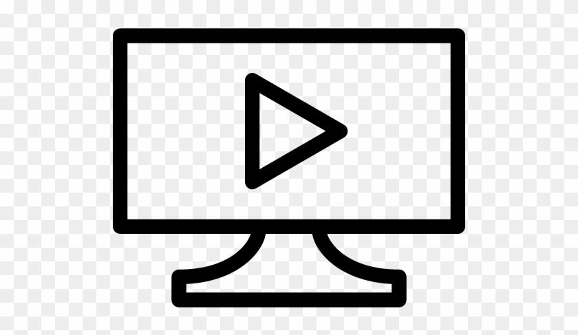 Movie Icon - ไอคอน ดู หนัง Png #65814