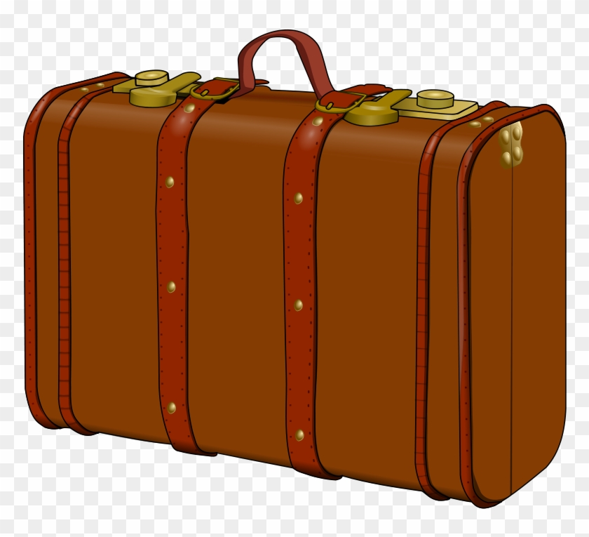 Suitcase Clip Art Images Free For Commercial Use - Bud Not Buddy New Suitcase #65888