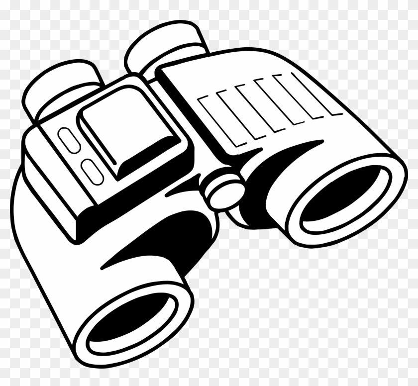 Binoculars Clipart #65897