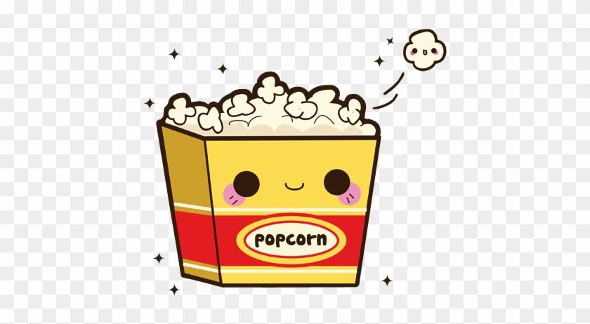 Pictures Of Popcorn Clip Art Popcorn Clip Art Download - Cute Popcorn #65981