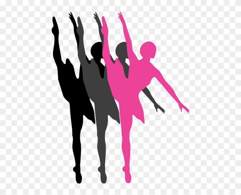 Ballet Dancer Silhouette #65992