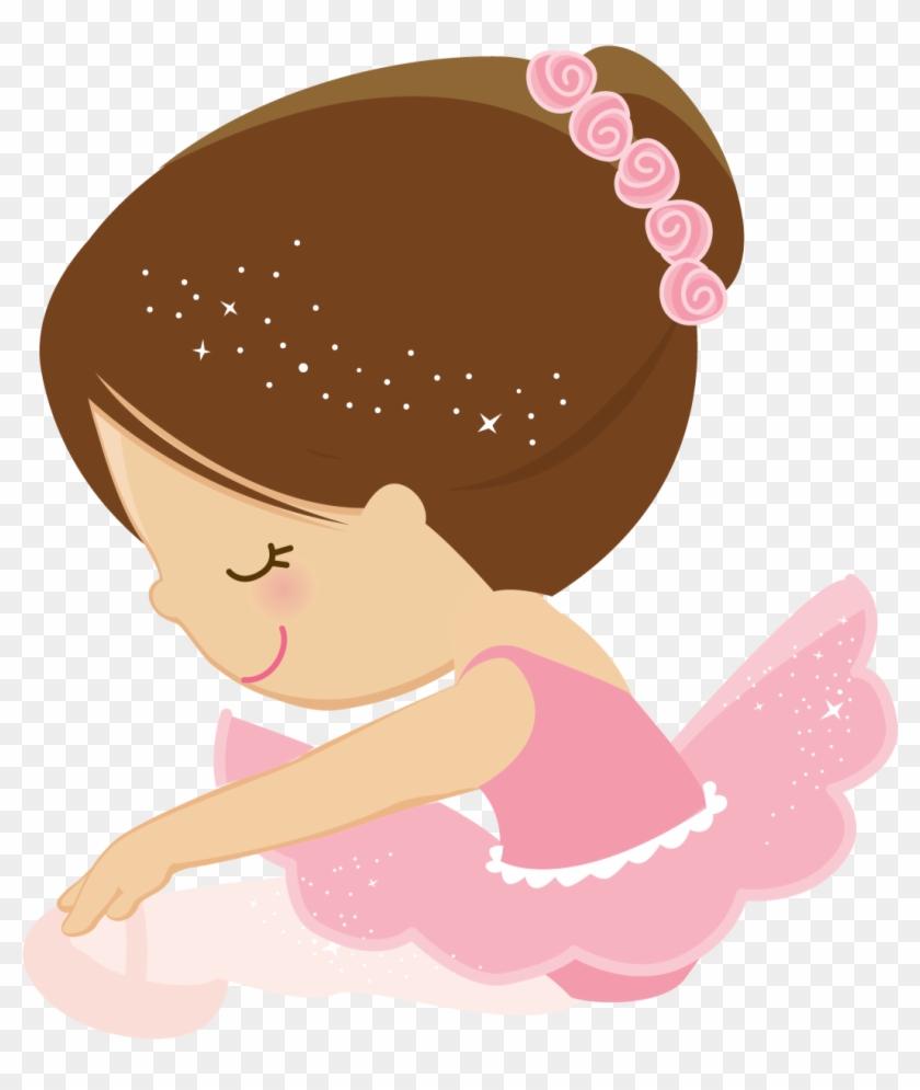 Resultado De Imagen Para Imagenes Divertidas Para Invitaciones - Bailarina De Ballet Animada #66005