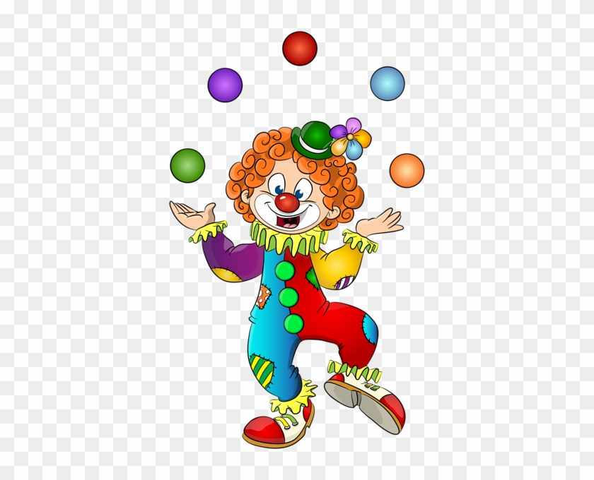 Birthday Wishes, Happy Birthday, Clowns, Art Images, - Clown Clipart #66022