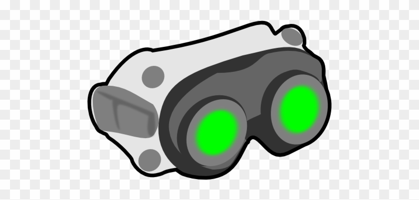 Night Vision Goggles Transparent #66055