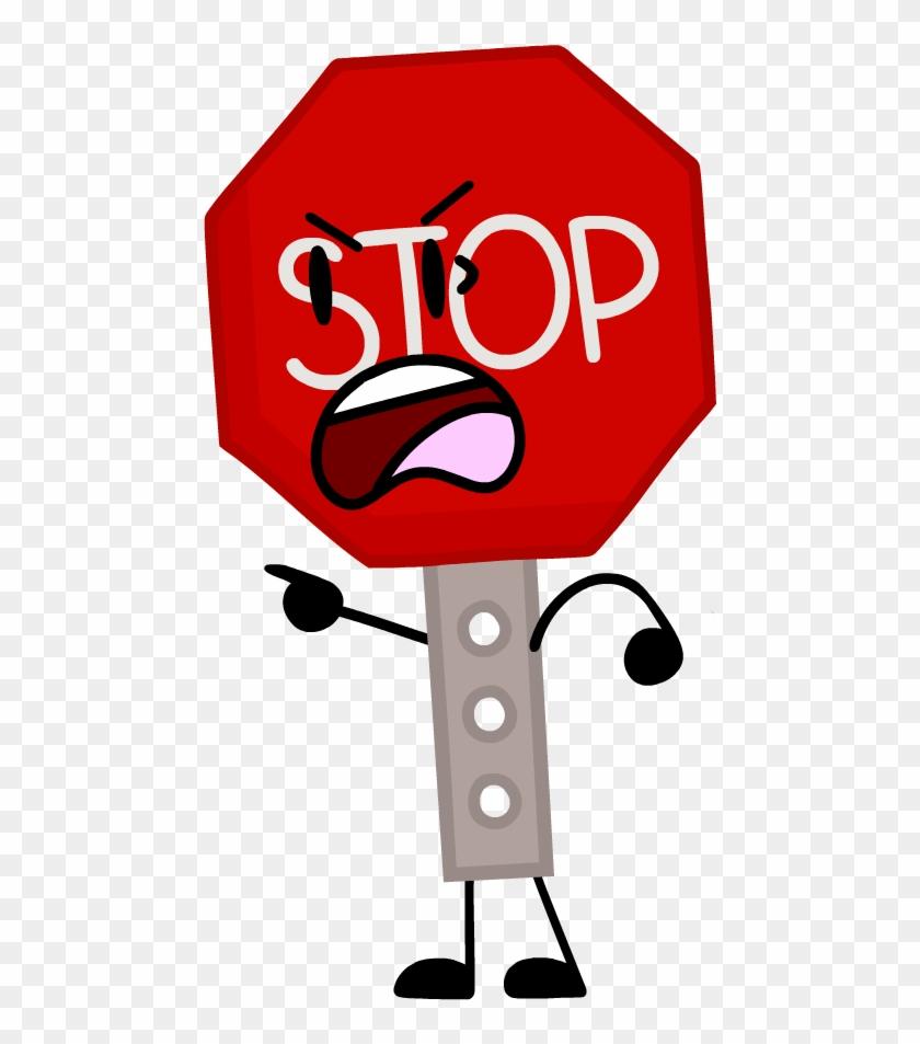 Stop Sign - Stop Sign Png Transparent #66278