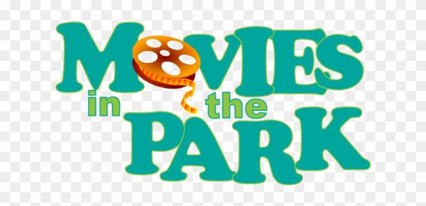 Movie Clipart Movie In Park - Movie Reel Clip Art #66311