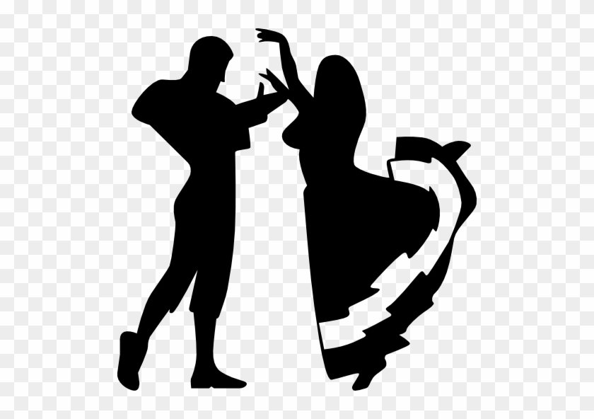 See Here Hip Hop Dance Clip Art Free - Male Dancer Silhouette Png #66348