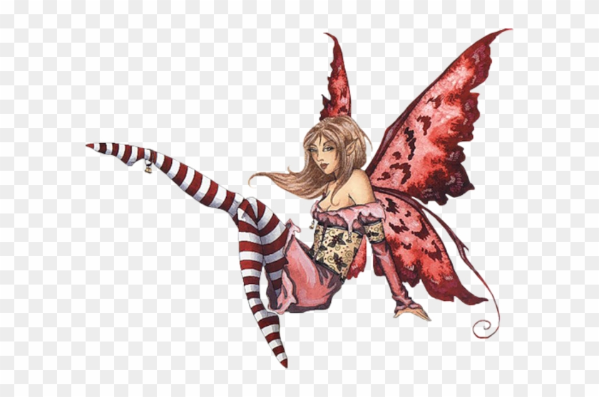 Fantasy Illustration Of A - Fairies And Pixies Clipart #66369