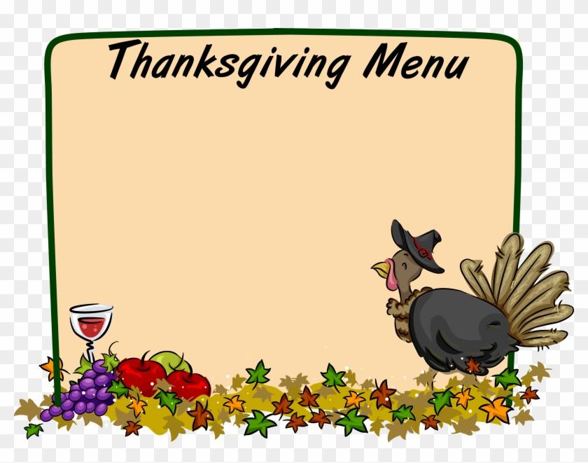 Thanksgiving Borders Clip Art Free - Papierteller Thanskgiving 8 Papierteller #66376