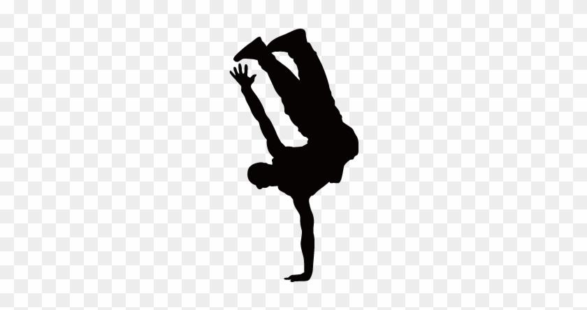Hip-hop Dance Silhouette Hip Hop Music Clip Art - Hip Hop Dance Clipart #66427