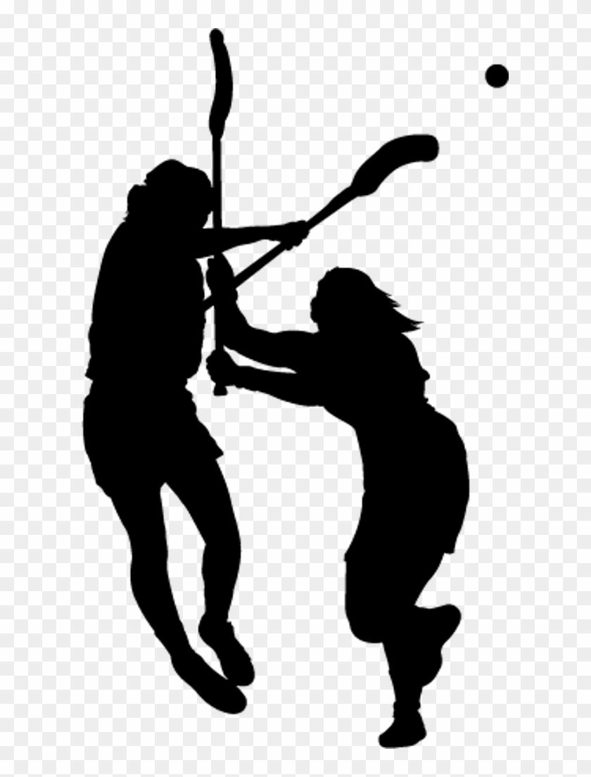 Clinics - Girls Lacrosse Silhouette #66454