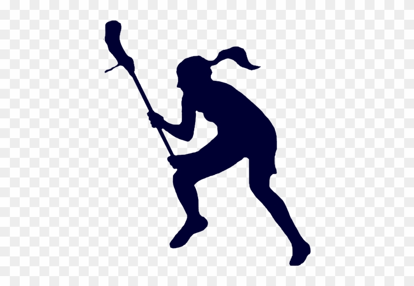 Graphics For Girls Lacrosse Graphics - Silhouette #66477