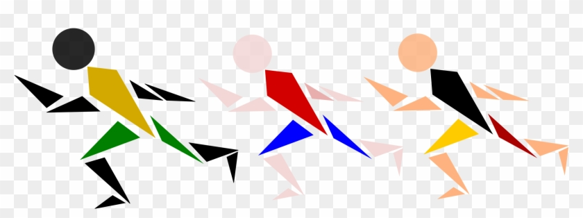 Racing Clipart Track And Field - Clipart Olympics #66486