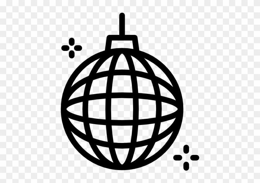 Size - Disco Ball Coloring Pages #66548
