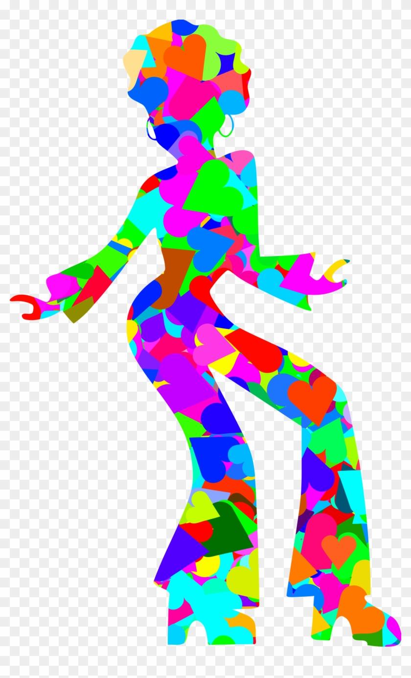 Disco Dancer 4 - Disco Dancer Clipart #66570