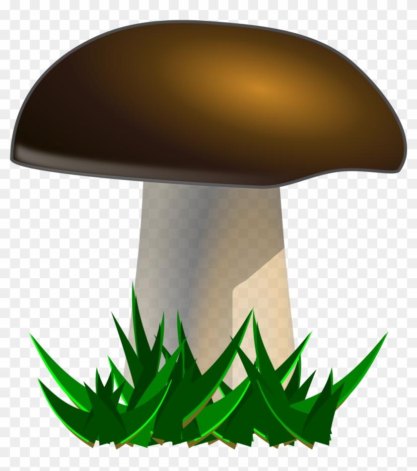 Mushroom Clip Art The Cliparts - Mushroom Clipart #66596