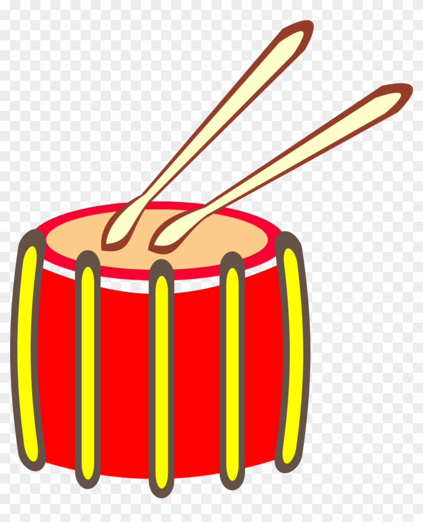 Free To Use Public Domain Drums Clip Art - Drum Roll Animated Gif #66718