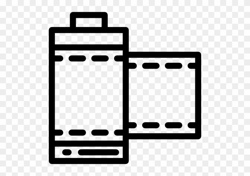 Size - Film Roll Png #66759
