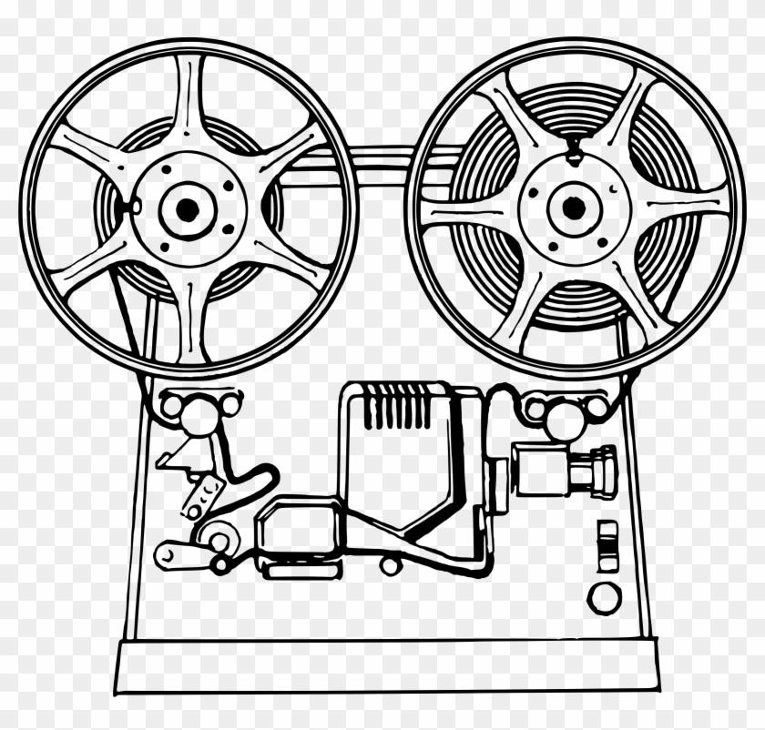 Big Image - Movie Projector #66767