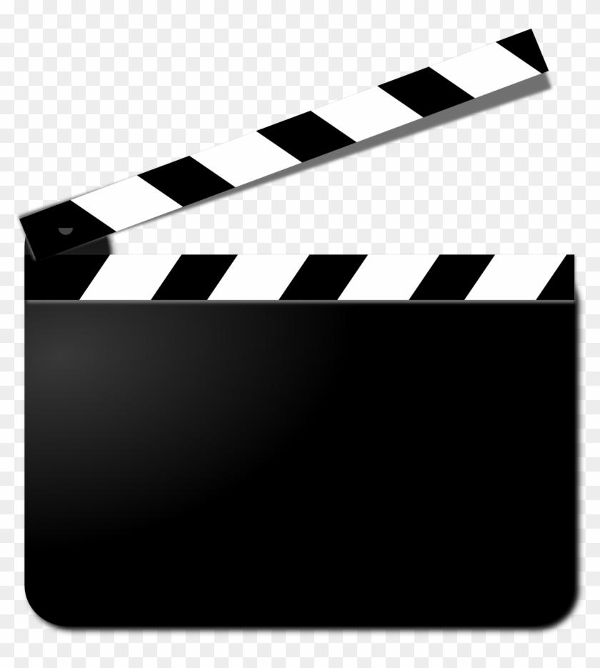 Clapperboard Film Movie Cut Filmmaking Video - Behind The Scenes Transparent #66811