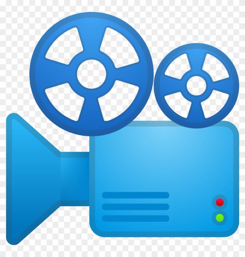 Film Projector Icon - Proyector Emoji #66817