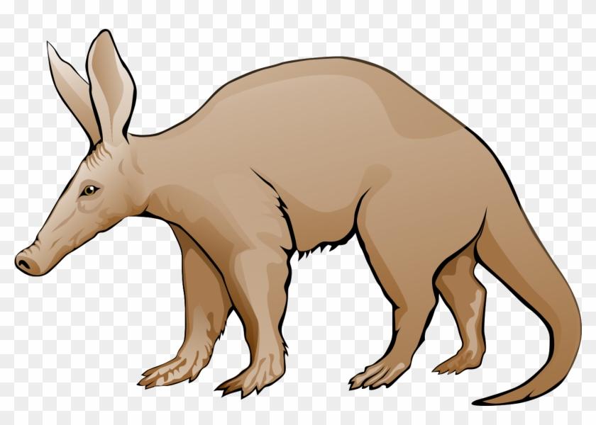 Aardvark Clip Art - Ant Eater Clip Art #66876