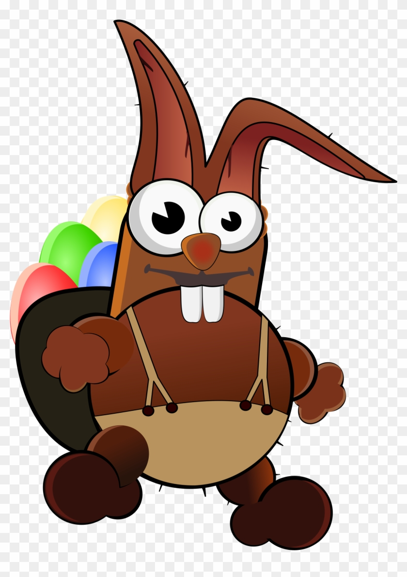 Free Stock Photo Of Crazy Easter Bunny Vector Graphics - Free Stock Photo Of Crazy Easter Bunny Vector Graphics #66916