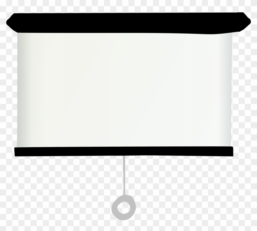 Clipart Projector Screen Clipart Transparent Free