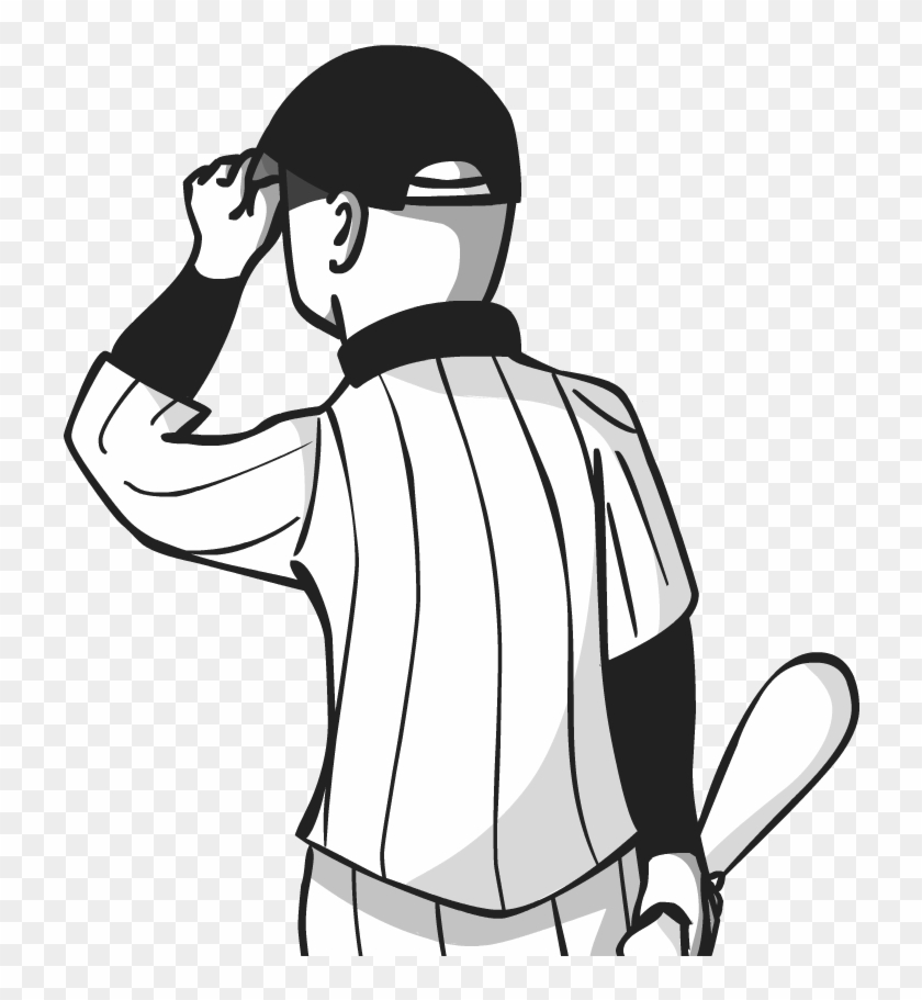 Baseball Drawings Clip Art - Clip Art #67108