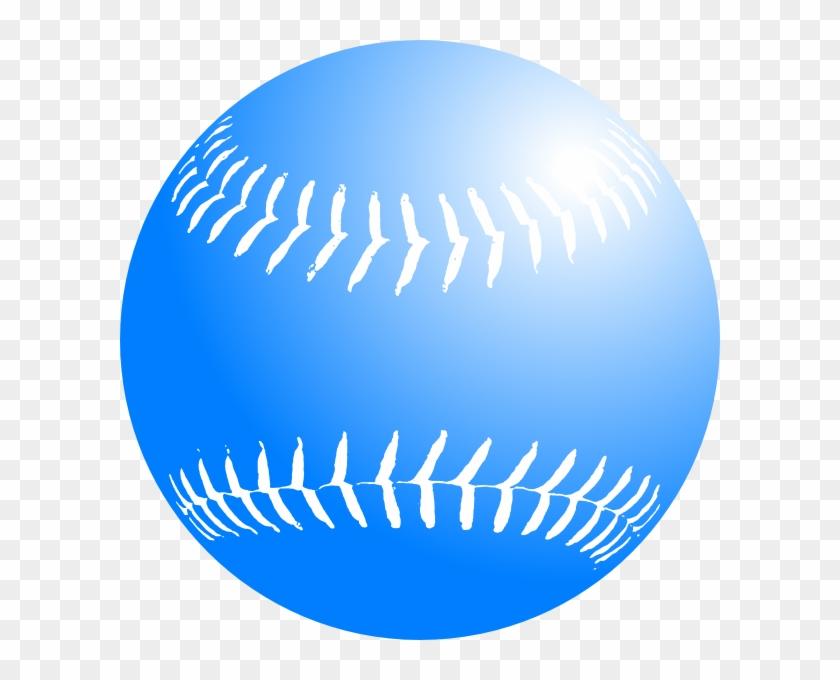 Baseball - Softball Clipart #67142
