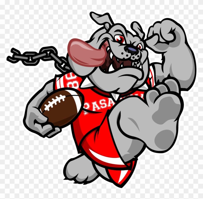 Bulldog Mascot Basketball - Ucla Bruins #67233