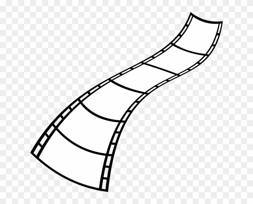 White Film Clipart #67254