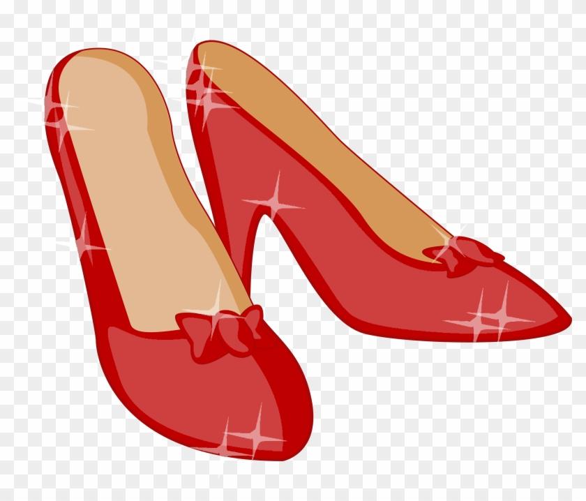 Clip Art Shoes - Clip Art #67334