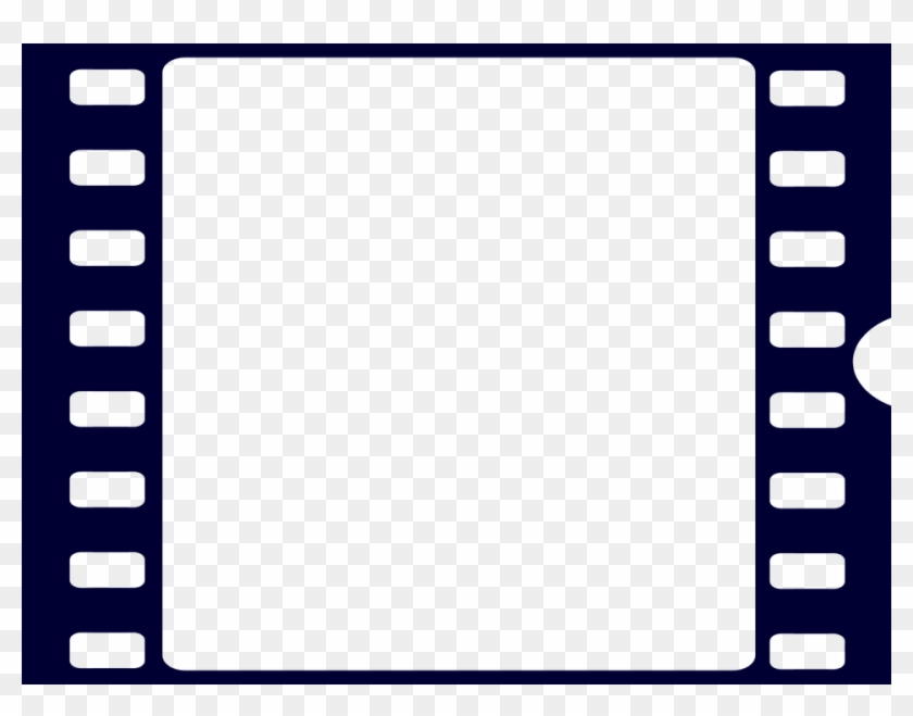 Film Strip Picture Blank Analogue - ฟิล์ม รูป Png #67357