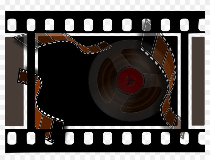 Film Video Movie Cinema Camera Frame Retro - Film #67377