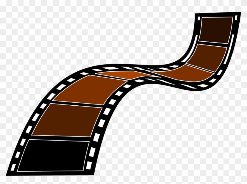 Film Strip 3d Transparent 25 Big Clip Art At - Film Strip Clip Art #67380