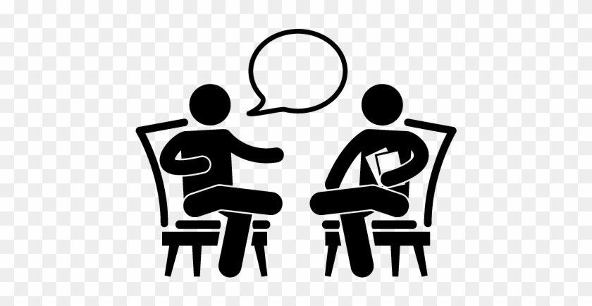 Illegal Interview Questions You Should Never Be Asked - Talk Show Icon #67450