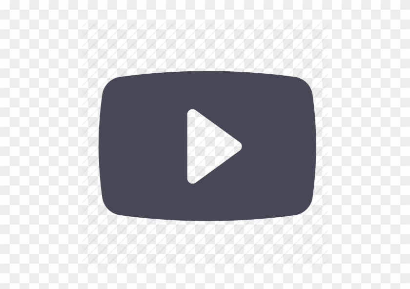 Film, Movie, Play, Player, Stream, Video, Youtube Icon - Youtube Video Player Icon #67551