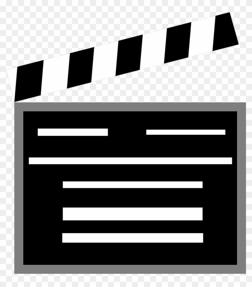 Movie Clipart - Movie Clipart No Background #67571