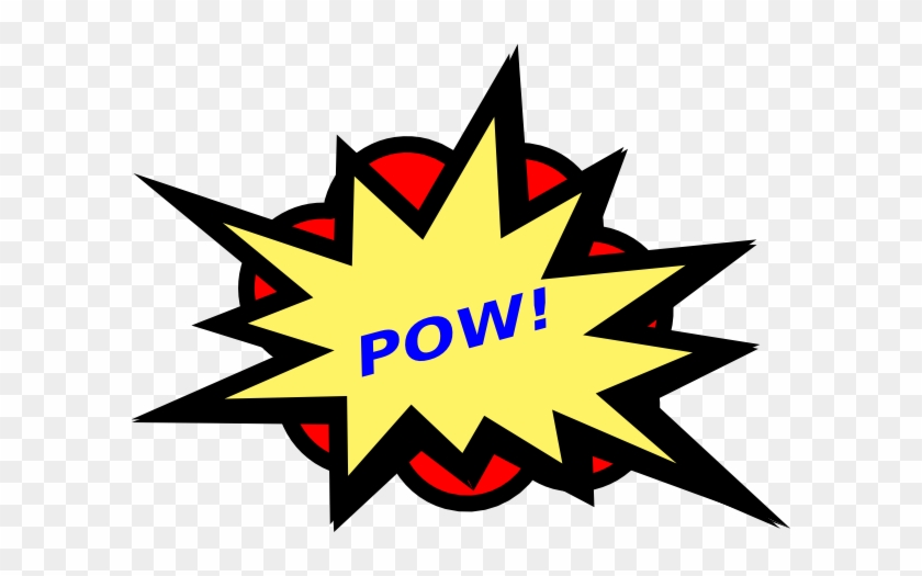 Action Movie Clipart - Pow Png #67687