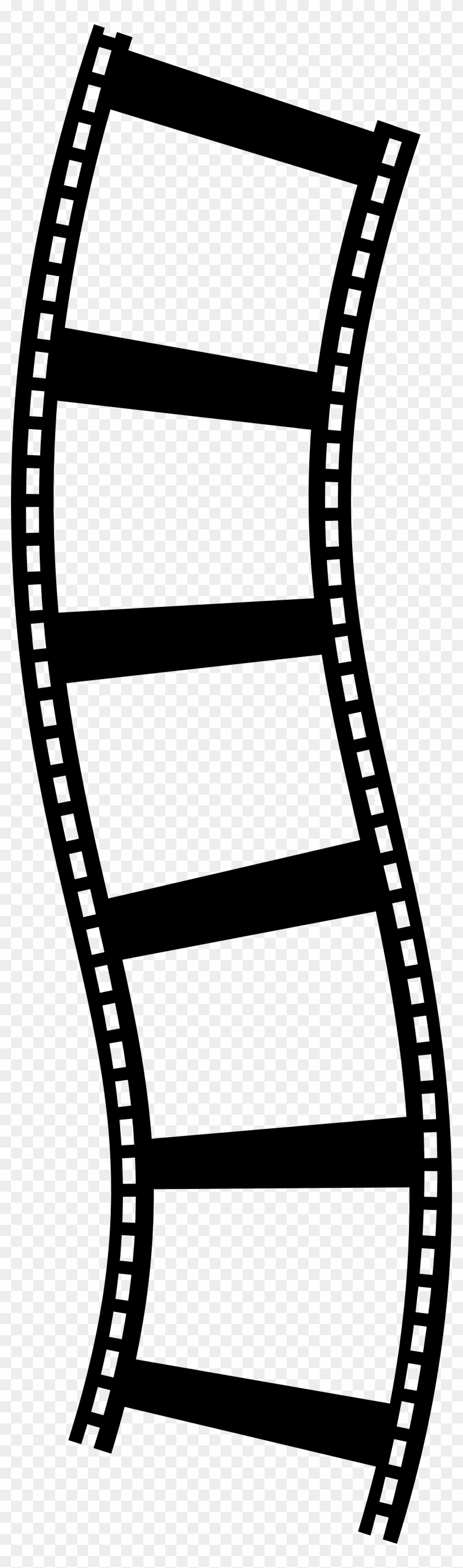Movie Clipart Scroll - Film Strip Clip Art #67706