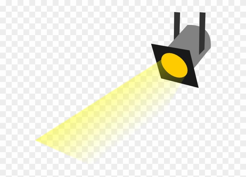 Movie Spotlight Clipart - Spotlight Clipart #67707