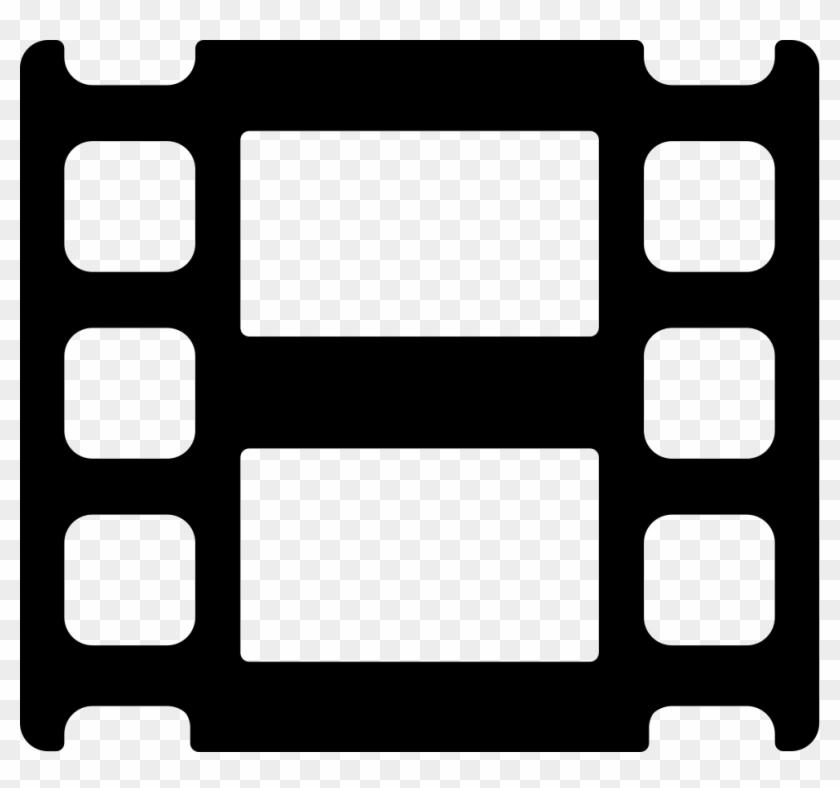 Film Strip Of Cinema Symbol Comments - Cinema Symbol #67718