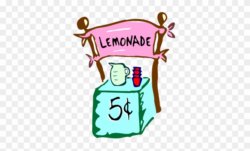 Lemonade Stand Clipart Png #67747