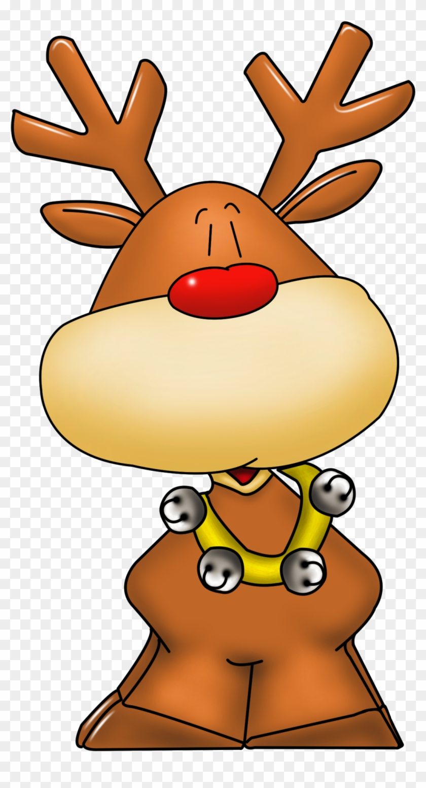 Movie Clipart Rudolph - Rudolph .png #67770