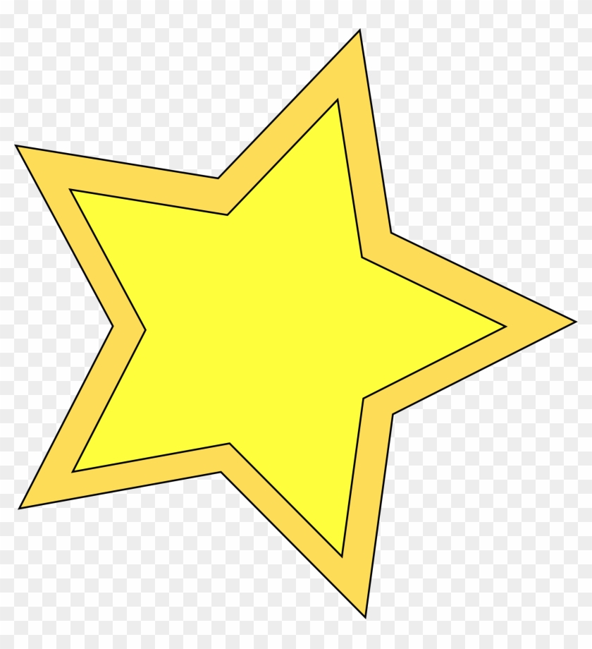 Animated Star Clipart - Yellow Stars Clipart #67890