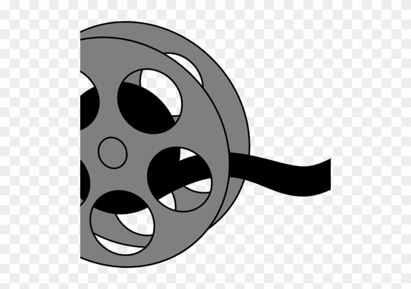 Reel Camp - Film Reel Clipart #67910