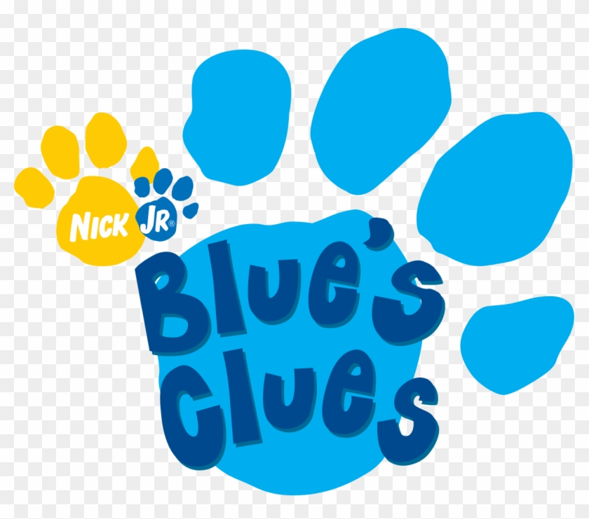 Fileblues Clues Logo - Nick Jr Shows Logos #67954